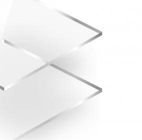 Plexiglas Transparant 3mm